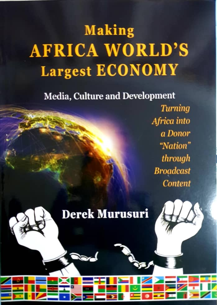 Derek Murusuri book cover
